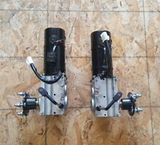 Left & Right  Motors Gearboxes for Quickie Aspire Power Wheelchair