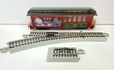 Thomas Kinkade Christmas Express Train Studio Car & Tracks #005