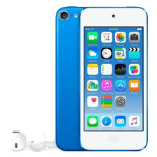 Apple iPod touch 6th Generation Blue (32 Gb) Very Good Condition