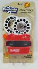 View-Master Classic, 3D Viewer plus 2 Reels SPACE DISCOVERY