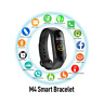 OROLOGIO SMARTWATCH M4 SMART BAND FITNESS TRACKER SPORT CARDIOFREQUENZIMETRO