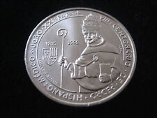 "MDS Portugal 5 euro 2005"" 800. cumpleaños el Papa Juan XXI"", plata #9"
