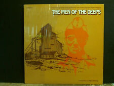 THE MEN OF THE DEEPS  Coal Songs North America    LP      Lovely copy!