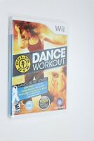 NINTENDO WII ** Gold's Gym Dance Workout  ** BRAND NEW SEALED SHIPS SAME DAY