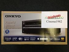 ONKYO TX-NR545 7.2-Ch Network Audio Video Receiver! DOLBY ATMOS! Always New!