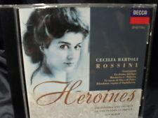 Cecilia Bartoli - Rossini Heroines  -Orchestra E Coro Del Teatro La Fenice/Marin