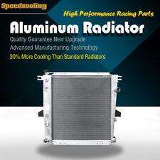 2309 2ROW Aluminum Radiator For Ford Explorer XL XLS Mercury Mountaineer 00-01