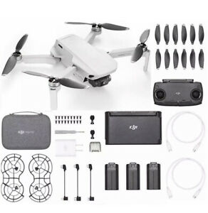 NEW DJI Mavic Mini Fly More combo - Drone with 2.7K Camera 30 Minute flight time