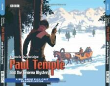 Paul Temple and the Geneva Mystery by Francis Durbridge (2002, CD, Unabridged)