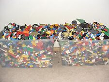 1 Pound LEGO Bricks MIXED Parts & Pieces Bulk Lot lb BUY 4 get 1 more FREE