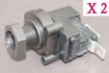 2x Heater pressure Switch,Pressure Switch for Spa Hot Tub Pool Bath Pump Blower