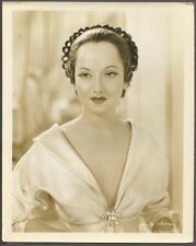 Merle Oberon Portrait 1933 Folies Bergere Original Vintage Photo J5435