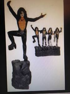Platinum Destroyer Image 35th Anniversary KISS Paul Stanley promo perpainted