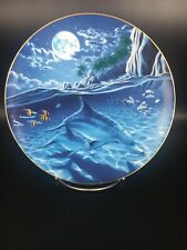 Moonlit Minuet From Symphony Of The Sea - Hamilton Collector Plate ~