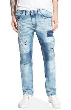 DIESEL THAVAR 0840S Skinny Jeans W32 L32 100% AUTENTICO