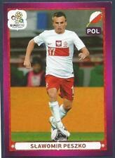 PANINI EURO 2012- #076-POLSKA-POLAND-SLAWOMIR PESZKO IN ACTION