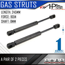 Gas Struts Springs x2 for Trailer Caravan Camper Cabinet Tool Box 245MM x 165N