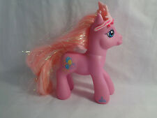 2007 Hasbro My Little Pony Pinky Pie Pony 25th Birthday Celebration Outfit Crown