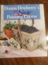 Donna Dewberry's One Stroke Painting Course book