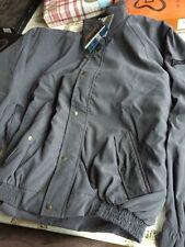 BNWT Driza-Bone Caspian Dark Grey Golf Golfing Waterproof Jacket. RRP £119