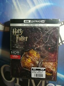 Harry Potter e i doni della morte - Parte II (4K Ultra HD + Blu-Ray Disc)
