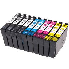 10 DRUCKER PATRONEN zu Epson EA29 XL Expression XP332 XP335 XP432 XP435