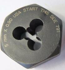 20735 BOSCH Hexagon Die,Carbon Steel,RH,3//4-16,NF