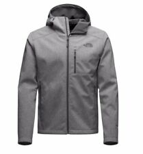 The North Face Apex Bionic 2 Hooded Softshell Jacket Grey New W/Tags Men's Sz S