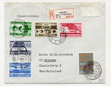 Netherlands 1968 First Day Cover Fine Used NW-17603