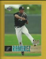 Hanley Ramirez RC 2006 Upper Deck Rookie Card # 927 Boston Red Sox Baseball MLB