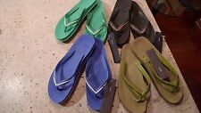 MARC JACOBS  MEN'S RUBBER FLIP-FLOPS SANDALS SIZE MEDIUM FITS SIZE 7-8