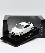 "Schuco 04763 Audi TT Sportcoupe ""concept white"" Limitiert, 1:43, OVP, 97/05"