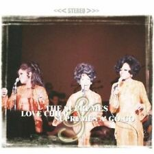 DIANA ROSS & THE SUPREMES Love Child & Supremes A' Go-Go RARE OOP 2on1 IMPORT