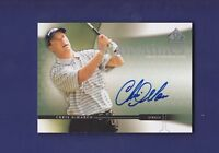 Chris Dimarco 2004 Sign of the Times Upper Deck Golf SP Authentic (Mint)
