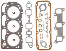 65-90 FITS FORD TRACTOR 1745 DIESEL158 GAS 3 CYL. VICTOR REINZ  FULL  GASKET SET
