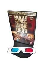 Night of the Living Dead 3D - Re-animation DVD (2012) Andrew Divoff, Great Value