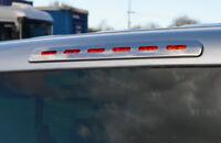 Chrome Narrow Brake Light Trim Cover To Fit Volkswagen T5 Transporter (2003-15)