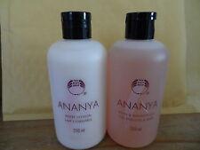 Body Shop Ananya Bath & Shower Gel + Body Lotion 250 ml