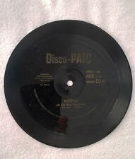 West Side Story DISCO PAIC Vinyle 45T Souple AMERICA Film