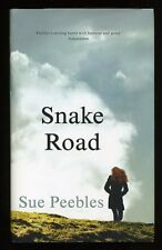 Sue Peebles - Snake Road; SIGNED & DATED 1st/1st