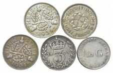 SILVER Collection Great Britain/Australian/New Zealand/Canada World Coin *459
