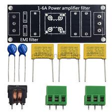 EMI 3A 600W Power Filter Board Socket DIY Kits for DAC Decoder  Amplifier