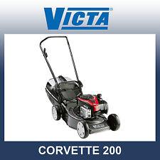 """Victa Corvette 200 Lawn Mower, 18"""" Mulch and Catch, Briggs 550Ex Engine."""