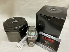 Casio G-Shock GMWB5000D-1 Wrist Watch for Men (GMW-B5000D-1) (NWT)