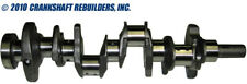 Remanufactured Crankshaft Kit Crankshaft Rebuilders 15880