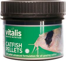 NEW Era Vitalis Pesce Gatto PELLET XS 60g ACQUARIO TROPICALE PESCI CIBO pellet 1mm