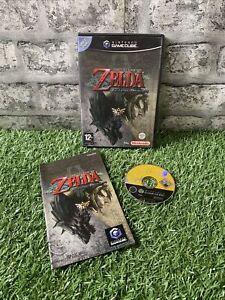 The Legend of Zelda: Twilight Princess GameCube - Excellent condition - Complete