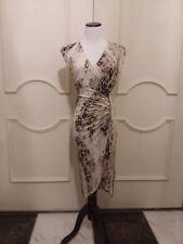 New Beautiful Roberto Cavalli Silk Dress 42/4,6