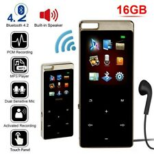 Portable 16GB Mini MP3 MP4 Lossless Sound Music Media Players Support TF Card