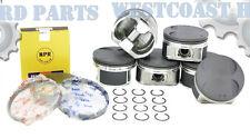 96-04 TOYOTA AVALON V6 3.0L 1MZFE 24V DOHC ENGINE NPR BRAND PISTONS + RINGS